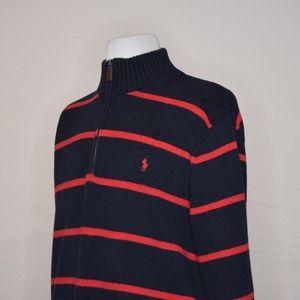 Ralph Lauren Polo zip Sweater